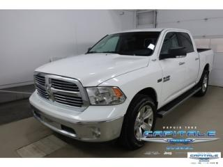Used 2017 RAM 1500 Slt Plus 4x4 Awd V8 for sale in Quebec, QC