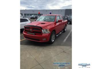 Used 2012 RAM 1500 Sport 4x4 Awd V8 for sale in Quebec, QC