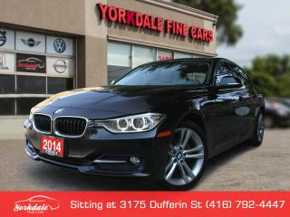 Used 2014 BMW 320i xDrive Sport. Navigation. Leather. Roof for sale in Toronto, ON