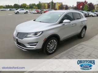 Used 2015 Lincoln MKC Clean Carproof! 2.0l l4 GTDI Ecoboost engine, panoramic vista roof, enhanced THX sound system, clima for sale in Okotoks, AB