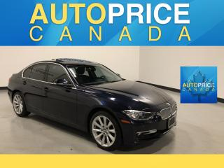 Used 2014 BMW 328i xDrive MOONROOF|NAVIGATION|LEATHER for sale in Mississauga, ON