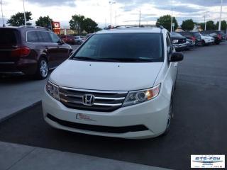Used 2013 Honda Odyssey Ex-L Gar for sale in Ste-Foy, QC