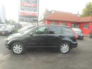 Used 2008 Honda CR-V EX-L/ / LOADED / SUNROOF / AWD / LEATHER / ALLOYS for sale in Scarborough, ON