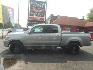 Used 2006 Toyota Tundra SR5 DOUBLE CAB/ 4X4/ 6 PASSENGER / 4X4 / CERTIFIED for sale in Scarborough, ON