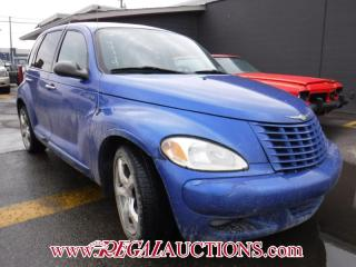 Used 2003 Chrysler PT Cruiser 4D Wagon for sale in Calgary, AB