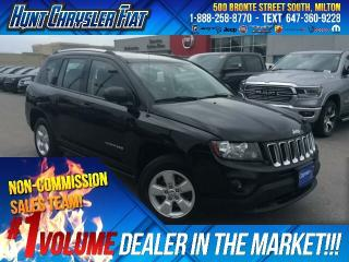 Used 2015 Jeep Compass SPORT/AC/FOG LAMPS/ALLOYS & MORE!!! for sale in Milton, ON