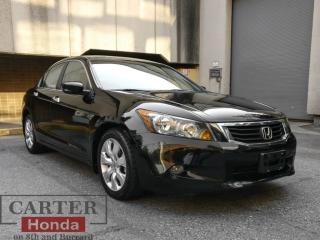 Used 2008 Honda Accord EX-L V6 + LOW KMS! for sale in Vancouver, BC