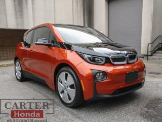 Used 2015 BMW i3 REXT + NAVI + PARK ASSIST for sale in Vancouver, BC