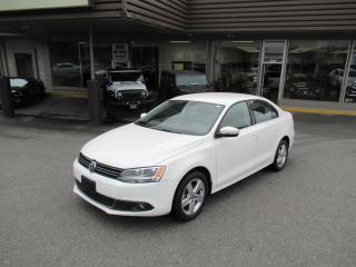 Used 2012 Volkswagen Jetta 2.0L TDI for sale in Langley, BC