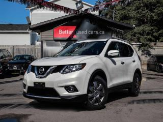 Used 2014 Nissan Rogue SL for sale in Ottawa, ON