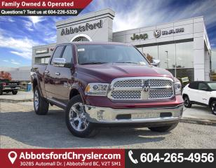 New 2018 RAM 1500 Laramie for sale in Abbotsford, BC