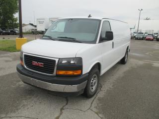 Used 2018 GMC Savana 3500 155 INCH W/BASE. for sale in London, ON