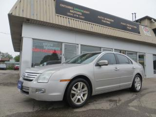 Used 2008 Ford Fusion 4 wheel drive,6cyl,bluetooth,low km SEL for sale in Mississauga, ON