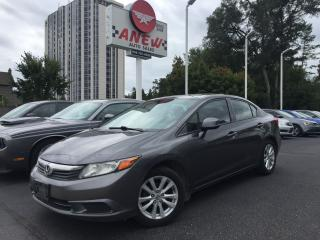 Used 2012 Honda Civic EX for sale in Cambridge, ON
