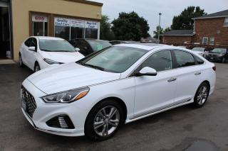 Used 2018 Hyundai Sonata SPORT for sale in Brampton, ON