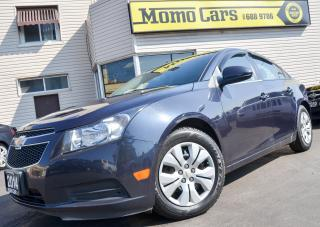 Used 2014 Chevrolet Cruze 1LT! Backup Camera! Only $88/Bi-weekly! for sale in St. Catharines, ON