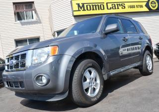 Used 2011 Ford Escape XLT! 4 Wheel drive! Only $99/Bi-weekly! for sale in St. Catharines, ON