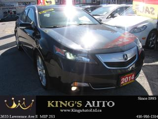 Used 2014 Acura TL w/Elite Pkg for sale in Scarborough, ON