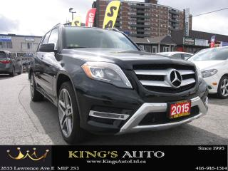 Used 2015 Mercedes-Benz GLK 250 GLK 250 BlueTec for sale in Scarborough, ON