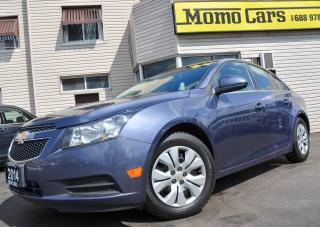 Used 2014 Chevrolet Cruze 1LT! Clean Carproof! Only $101/Bi-weekly! for sale in St. Catharines, ON