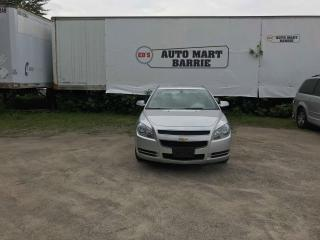 Used 2009 Chevrolet Malibu HYBRID for sale in Barrie, ON