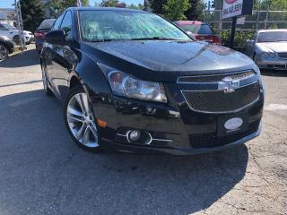 Used 2013 Chevrolet Cruze LTZ RS for sale in Surrey, BC