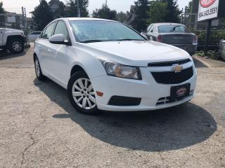 Used 2011 Chevrolet Cruze LT for sale in Surrey, BC