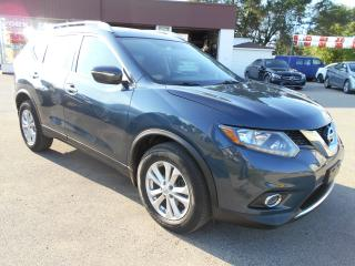 Used 2015 Nissan Rogue SV/SUNROOF/AWD for sale in Guelph, ON