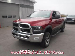 Used 2015 RAM 2500 Power Wagon Crew Cab SWB 4WD 6.4L for sale in Calgary, AB