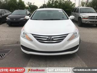 Used 2014 Hyundai Sonata for sale in London, ON
