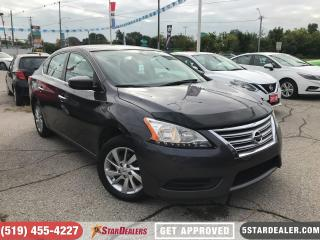 Used 2015 Nissan Sentra 1.8 SV | CAM | HEATED SEATS for sale in London, ON
