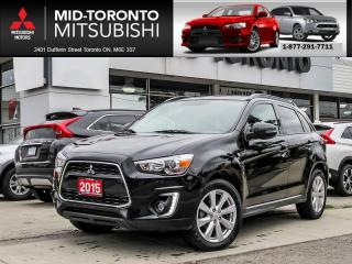 Used 2015 Mitsubishi RVR GT AWD|Leather|Panoramic Sunroof|Back Up Camera for sale in North York, ON