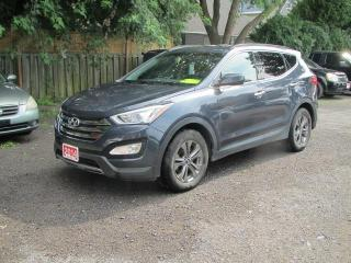 Used 2014 Hyundai Santa Fe Sport 2.0T AWD for sale in Brockville, ON