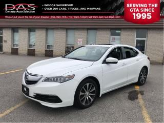 Used 2015 Acura TLX TECH PKG NAVIGATION/REAR CAMERA/LEATHER/SUNROOF for sale in North York, ON