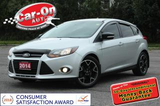 Used 2014 Ford Focus SE A/C HTD SEATS SYNC ALLOYS ONLY 50, 000 KM for sale in Ottawa, ON