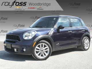 Used 2014 MINI Cooper Countryman Cooper S for sale in Woodbridge, ON