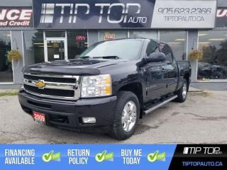 Used 2009 Chevrolet Silverado 1500 LTZ ** One Owner, Sunroof, Leather, Factory Remote for sale in Bowmanville, ON