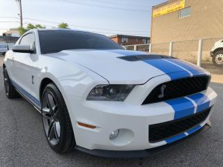 Used 2010 Ford Mustang Shelby GT500 for sale in Toronto, ON