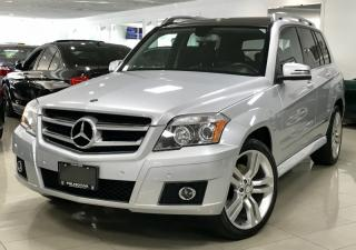 Used 2010 Mercedes-Benz GLK350 4Matic for sale in North York, ON