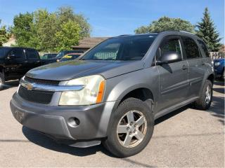 Used 2006 Chevrolet Equinox LS NICE LOCAL TRADE IN LOW KMS! for sale in St Catharines, ON