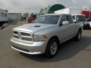 Used 2012 Dodge Ram 1500 Sport Quad Cab 6.5 ft. Box 4WD for sale in Burnaby, BC