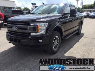 New 2018 Ford F-150 XLT  302A, SUPERCREW TOW PKG for sale in Woodstock, ON