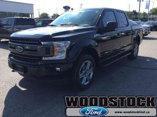 New 2018 Ford F-150 XLT  302A, SUPERCREW, MOONROOF for sale in Woodstock, ON