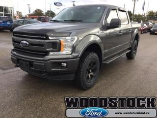 New 2018 Ford F-150 XLT  LIFT, FUEL RIMS, K02 TIRES for sale in Woodstock, ON