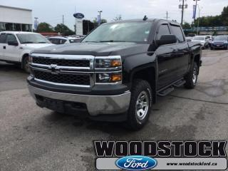 Used 2015 Chevrolet Silverado 1500 for sale in Woodstock, ON