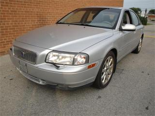 Used 2002 Volvo S80 for sale in Oakville, ON