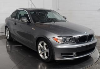 Used 2011 BMW 1 Series 128i Cuir Toit Mags for sale in St-Constant, QC