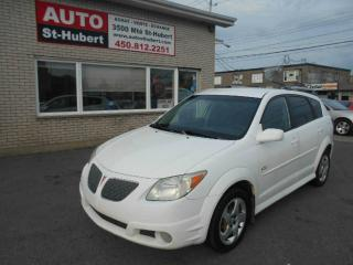 Used 2006 Pontiac Vibe Awd T.équipé for sale in Saint-hubert, QC