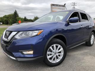 Used 2017 Nissan Rogue SV AWD with Panorama Roof, BackupCam, Heated Seats, AUTOSTART and Bluetooth! for sale in Kemptville, ON