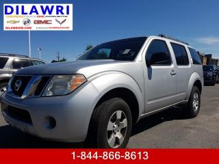 Used 2008 Nissan Pathfinder S for sale in Gatineau, QC
